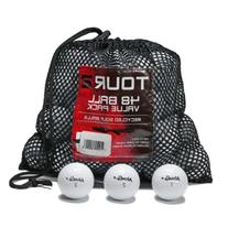 Noodle 48 Recycled Golf Balls in Mesh Carry Bag