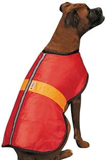 """KONG Nor'easter Coat for Dogs, 20"""" Large, Red"""