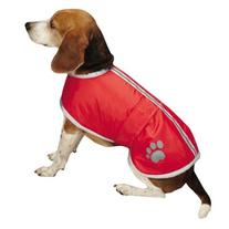 Zack & Zoey Nor'easter Jacket, Large, Tomato Red