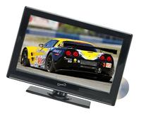 "Supersonic SC-2412 24"" Widescreen LED HDTV with Built-In"
