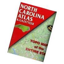 North Carolina Atlas & Gazetteer