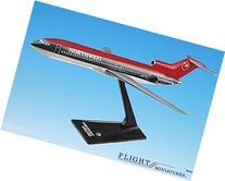 Northwest  727-200 Airplane Miniature Model Plastic Snap-Fit