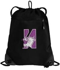 Northwestern Wildcats Drawstring Bag Northwestern University