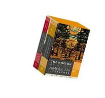 Norton Anthology of American Literature Vol. A & B