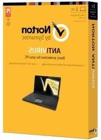 Norton Antivirus 2013 - 1 User with Free Updates to 2014