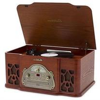 Electrohome Nostalgia EANOS501 Record/CD Turntable - 78, 33