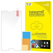 Note 4 Screen Protector, JETech Premium Tempered Glass