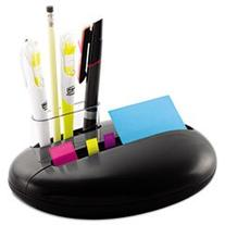 * Note and Flag Combo Pebble Dispenser, 3 x 3 Notes,