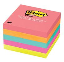 Post-it Notes, 3 in x 3 in, Cape Town Collection, 5 Pads/