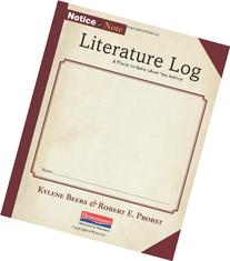 Notice and Note Literature Log