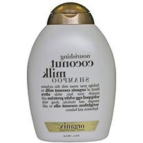 OGX Nourishing Coconut Milk Shampoo 13 Ounce