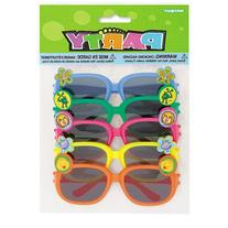 Novelty Sunglasses, 5ct