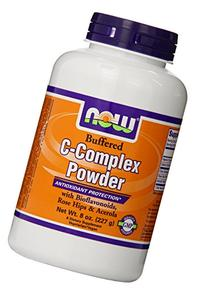 NOW Foods Vitamin C-complex, 8 Ounce
