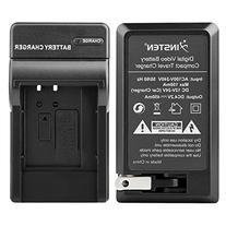 Insten NP-BK1 NPBK1 Type K Li-ion Battery Charger Compatible