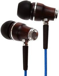 Symphonized NRG Premium Genuine Wood In-ear Noise-isolating
