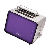 Panasonic NT-ZP1V Breakfast Collection 2-Slice Toaster,