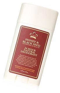 Nubian Heritage Honey and Black Seed Deodorant With Wild