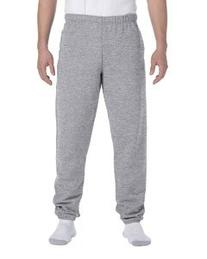 Jerzees Men's NuBlend SUPER SWEATS Pocketed Sweatpants, 2XL