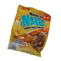 Nylabone Natural Nubz Edible Dog Chews 22ct