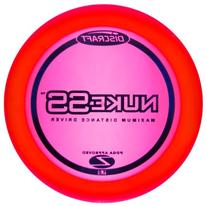 Discraft Nuke SS Elite Z Golf Disc, 173-174 grams