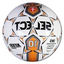 Select Numero 10 Ball - White/Orange 5