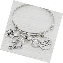 Nurse Graduation Gift, RN Graduate Jewelry, Personalized
