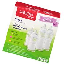 Playtex Baby Nurser Baby Bottle with Drop-Ins Disposable