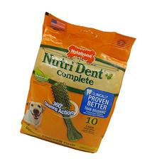 Nutri Dent Adult Chicken 10ct Large Pouch
