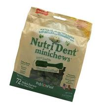 Nylabone Nutri Dent Original Minichews for Mini Dogs, 72-