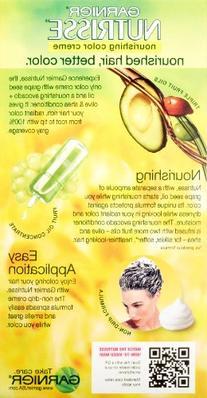 Garnier Nutrisse Nourishing Hair Color Creme, 72 Dark Beige