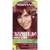 Garnier Nutrisse Haircolor, R3 Light Intense Auburn