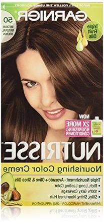 Nutrisse Nutrisse Haircolor Truffle Medium Natural Brown,