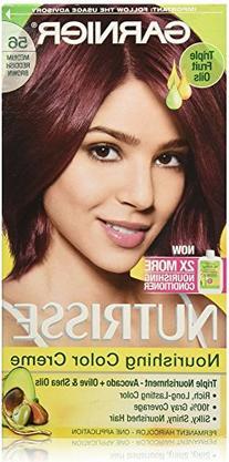 Garnier Nutrisse Nourishing Color Creme, 56 Medium Reddish