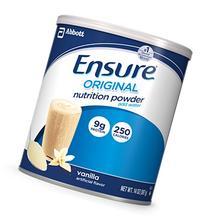 Ensure Original Nutrition Powder, Vanilla, 14-Ounce, 2 Count