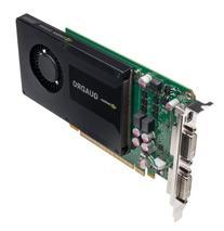 NVIDIA Quadro K2000D 2GB GDDR5 Graphics card