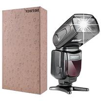 Neewer® NW-561 LCD Screen Flash Speedlite Kit for Canon