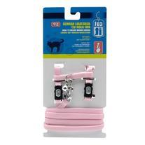 Catit Nylon Adjustable Cat Harness and Leash Set, Small,
