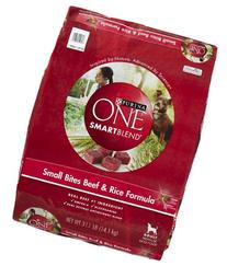 PURINA O.N.E. 178560 One Smartblend Beef/Rice for Adult Dogs