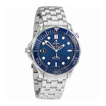 Omega Men's O21230412003001 Seamaster Analog Display