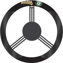 Oakland Athletics MLB Poly-Suede Steering Wheel Cover