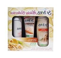 St. Ives Oatmeal & Shea Butter Holiday Collection Gift Box