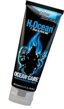 H2Ocean Ocean Care Tattoo Aftercare, 2.5 Ounce
