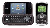 LG Octane VN530 Verizon CDMA Slider Cell Phone - No Contract