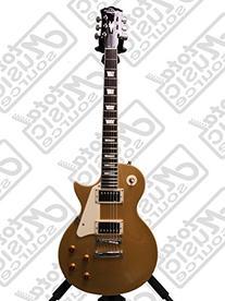 Oscar Schmidt OE20G Electric Guitar - Gold
