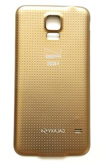 OEM Gold Color Battery Door Back Cover with Waterproof