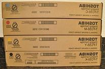 Toshiba T-FC55 Toner Set CMYK, TFC55K, TFC55C, TFC55M,