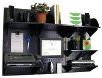 Wall Control Office Wall Mount Desk Storage and Organization