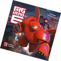 The Official Big Hero Six 2016 Square Calendar