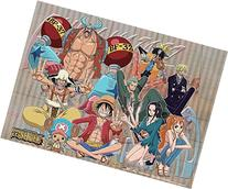 Officially Licensed One Piece Wall Scroll: Straw Hat Crew