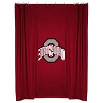 "Ohio State Buckeyes 72""x72"" Shower Curtain"